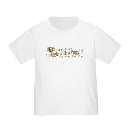 Snuggle Puggle Toddler T-Shirt