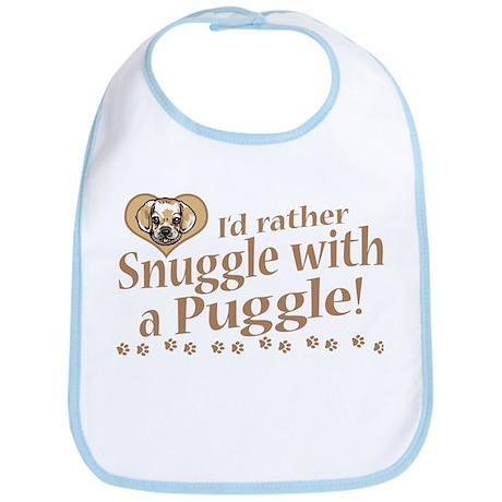 Snuggle Puggle Bib