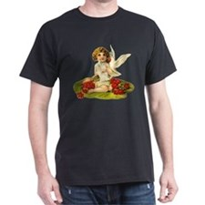 Vintage Lily Pad Cupid T-Shirt
