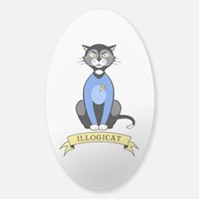 Illogicat Decal