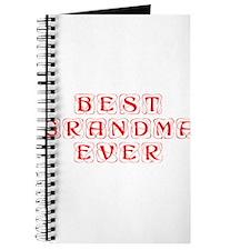 best-grandma-ever-kon-red Journal