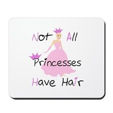 Bald Princess Mousepad