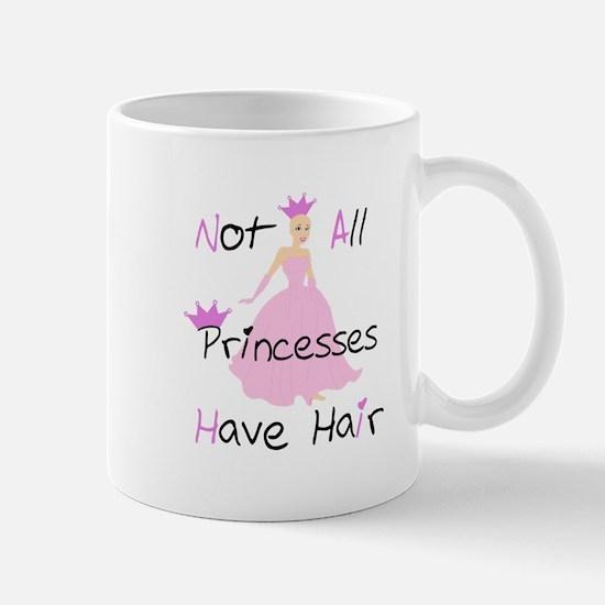 Bald Princess Mug