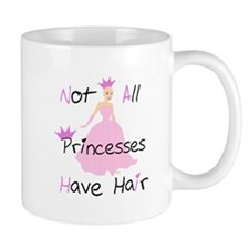 Bald Princess Mug
