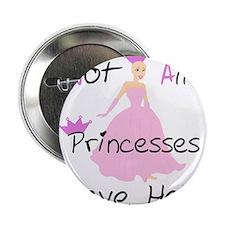 """Bald Princess 2.25"""" Button"""
