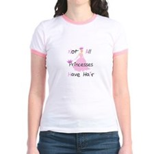 Bald Princess T-Shirt