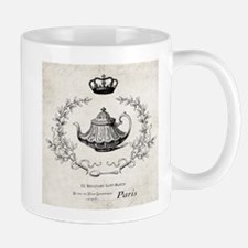 Vintage french teapot Mug