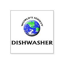 World's Sexiest Dishwasher Sticker