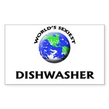 World's Sexiest Dishwasher Decal