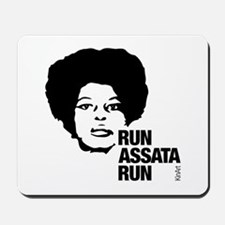 Run Assata Run Mousepad