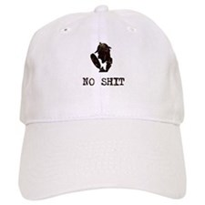 No Shit Sherlock Baseball Cap