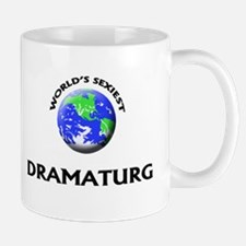 World's Sexiest Dramaturg Mug