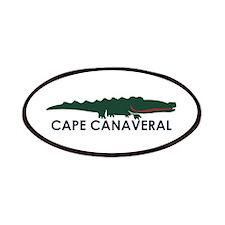 Cape Canaveral - Alligator Design. Patches