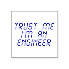 trust-me-Im-an-engineer-LCD-BLUE Sticker
