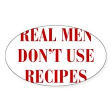 real-men-dont-use-recipes-bod-burg Decal