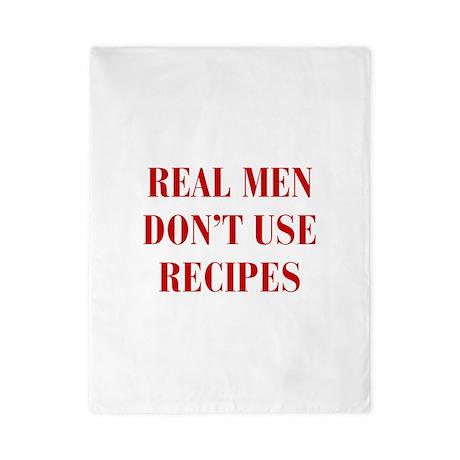 real-men-dont-use-recipes-bod-burg Twin Duvet