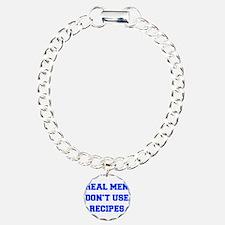 real-men-dont-use-recipes fresh blue Bracelet