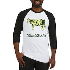 Cowmooflage Baseball Jersey