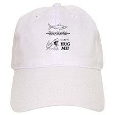 Sharks need hugs Baseball Cap