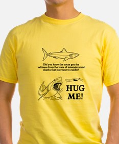 Sharks need hugs T