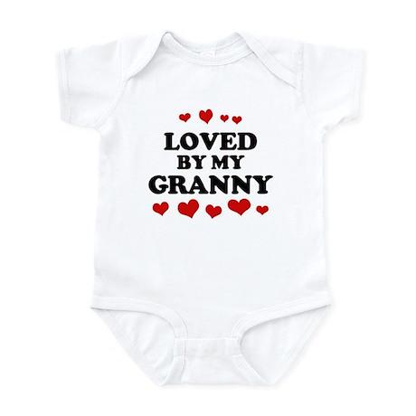 Loved: Granny Infant Bodysuit