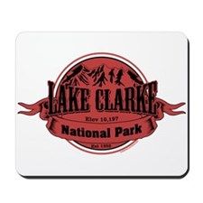 lake clarke 1 Mousepad