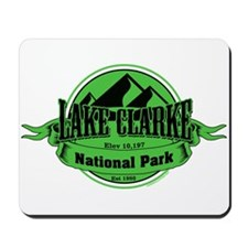 lake clarke 5 Mousepad