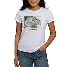 Bloodhound Sketch Tee