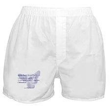 Comfort--Chihuahua Boxer Shorts
