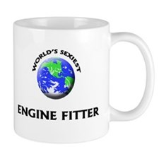 World's Sexiest Engine Fitter Mug