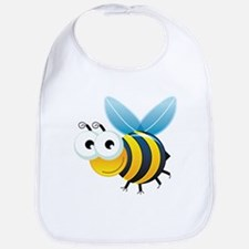 Happy Bee Bib