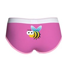 Happy Bee Women's Boy Brief