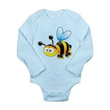 Cartoon Bee Body Suit