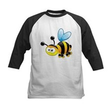 Cartoon Bee Baseball Jersey