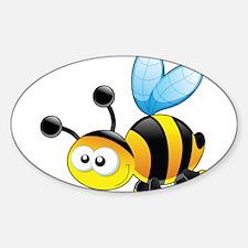 Cartoon Bee Decal