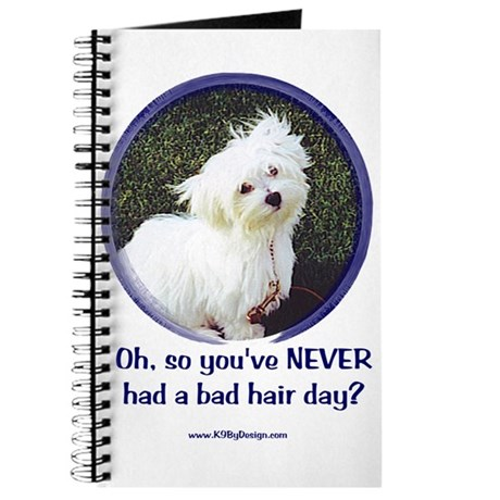 Bad Hair Day Journal