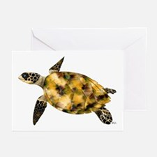 Sea Turtle Greeting Cards (Pk of 10 - blank)