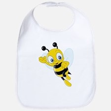 Jumping Bee Bib