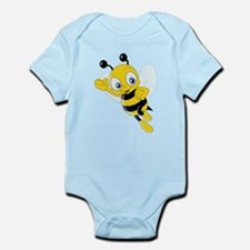 Jumping Bee Body Suit