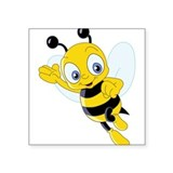 Bumble bee Square