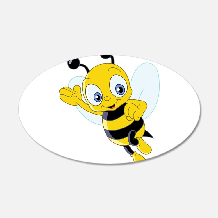Bee Wall Decals - Elitflat
