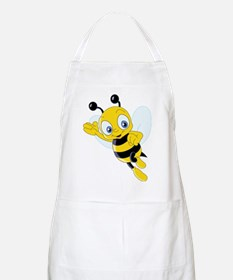 Jumping Bee Apron