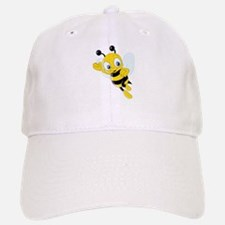 Jumping Bee Baseball Baseball Baseball Cap