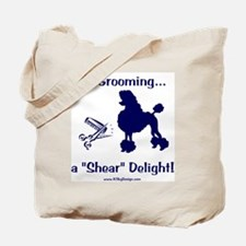 Grooming Shear Delight Tote Bag