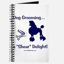 Grooming Shear Delight Journal