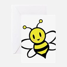 Baby Bee Greeting Card