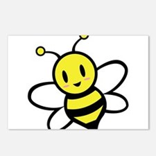 Baby Bee Postcards (Package of 8)