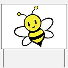Baby Bee Yard Sign