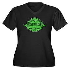 lassen volcanic 2 Plus Size T-Shirt