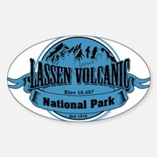lassen volcanic 2 Decal